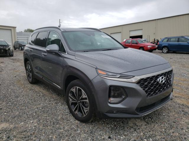 Hyundai Santa FE salvage cars for sale: 2020 Hyundai Santa FE