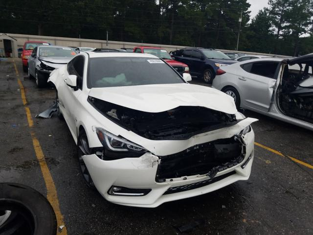 Infiniti Vehiculos salvage en venta: 2018 Infiniti Q60 RED SP
