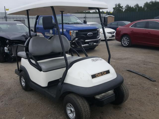 Golf Club Car salvage cars for sale: 2011 Golf Club Car