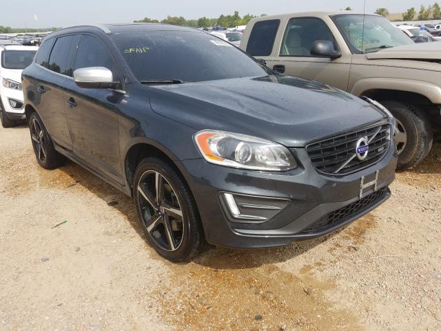 Volvo salvage cars for sale: 2015 Volvo XC60 T6 R