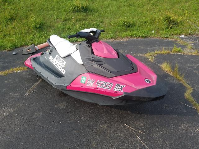 Seadoo salvage cars for sale: 2014 Seadoo Spark