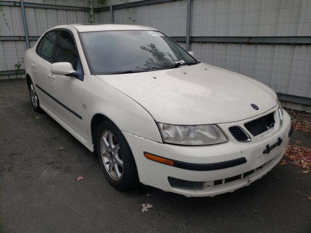 Saab salvage cars for sale: 2007 Saab 9-3 2.0T