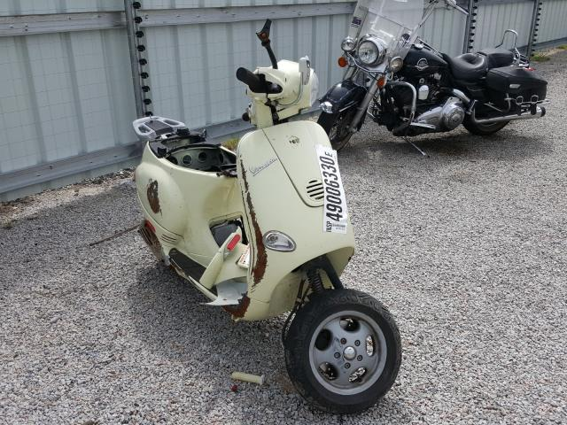 Vespa salvage cars for sale: 2003 Vespa M198F