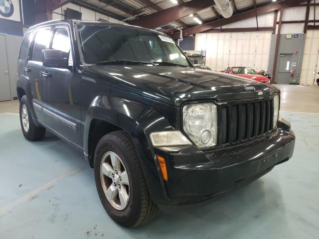 Jeep salvage cars for sale: 2012 Jeep Liberty SP