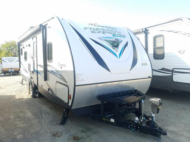 Coachmen salvage cars for sale: 2018 Coachmen Trailer