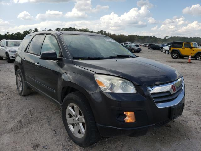 Saturn Outlook XE salvage cars for sale: 2007 Saturn Outlook XE