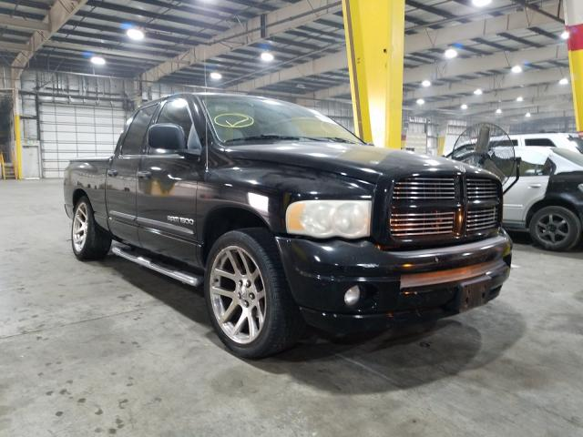 Salvage cars for sale from Copart Woodburn, OR: 2003 Dodge RAM 1500 S