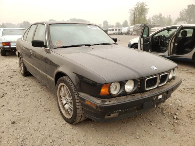 BMW salvage cars for sale: 1994 BMW 530 I Automatic