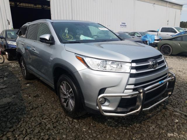 2017 Toyota Highlander en venta en Windsor, NJ
