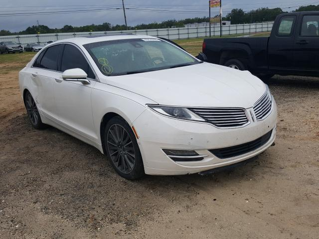 Salvage cars for sale from Copart Newton, AL: 2014 Lincoln MKZ Hybrid