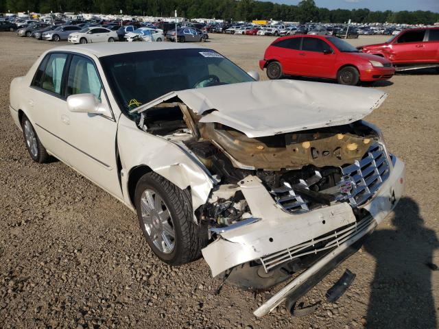 Salvage cars for sale from Copart Conway, AR: 2007 Cadillac DTS
