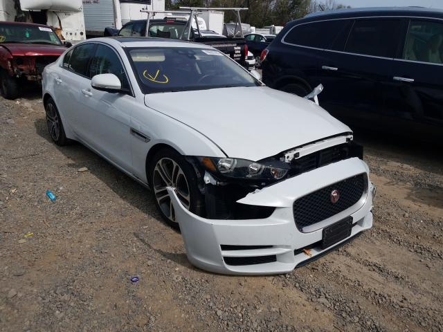 Jaguar salvage cars for sale: 2017 Jaguar XE Premium