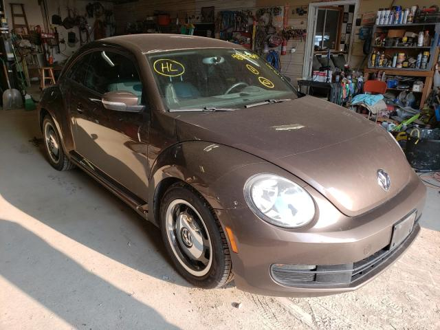 Volkswagen salvage cars for sale: 2012 Volkswagen Beetle