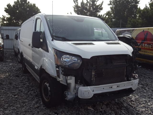 Salvage cars for sale from Copart Dunn, NC: 2017 Ford Transit T