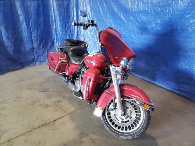 Salvage cars for sale from Copart Finksburg, MD: 2013 Harley-Davidson Flhtcu ULT
