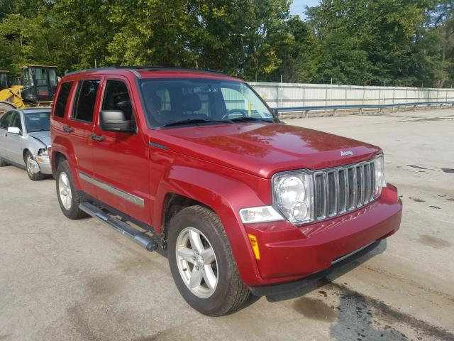 Jeep salvage cars for sale: 2010 Jeep Liberty LI