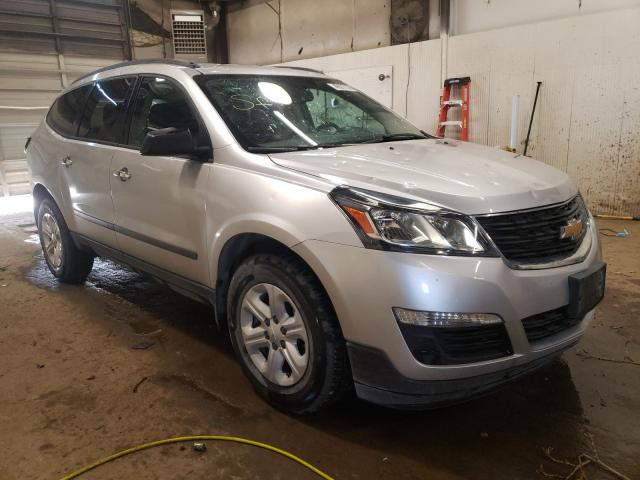 Salvage cars for sale from Copart Casper, WY: 2014 Chevrolet Traverse L