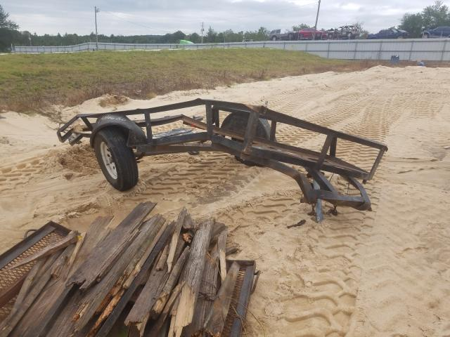 Salvage cars for sale from Copart Gaston, SC: 2019 Utility Trailer