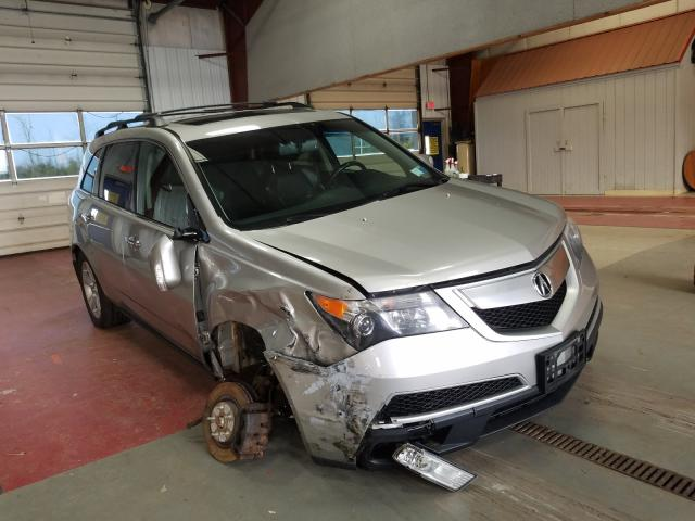 Acura MDX salvage cars for sale: 2010 Acura MDX