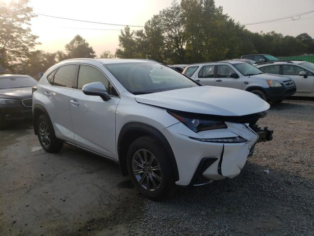 Salvage cars for sale from Copart Marlboro, NY: 2020 Lexus NX 300