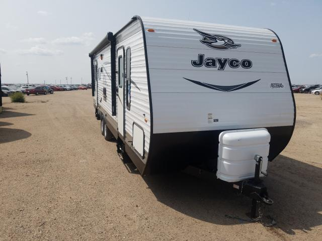 Salvage cars for sale from Copart Amarillo, TX: 2017 Jayco Trailer