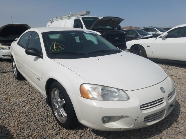 Dodge Stratus salvage cars for sale: 2002 Dodge Stratus