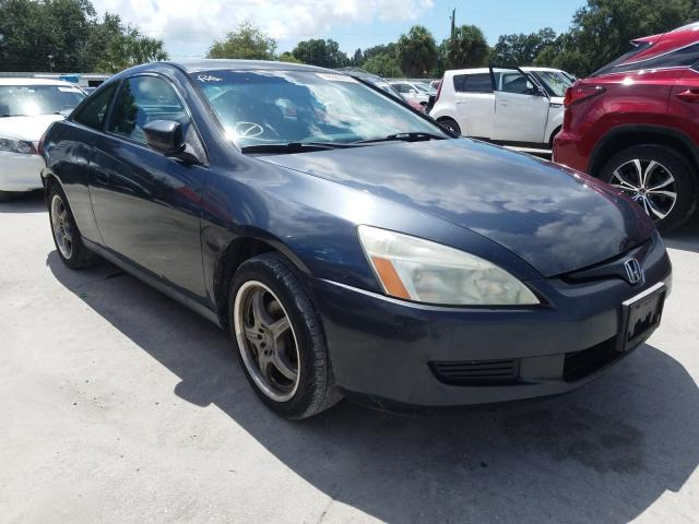 Salvage cars for sale from Copart Punta Gorda, FL: 2004 Honda Accord LX
