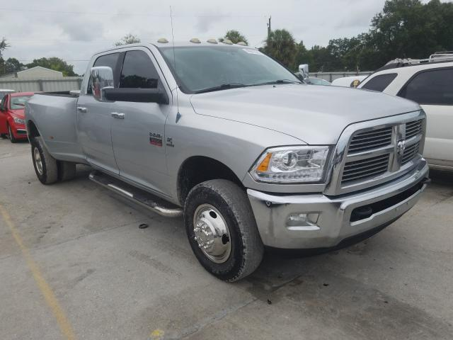 Dodge RAM 3500 salvage cars for sale: 2010 Dodge RAM 3500