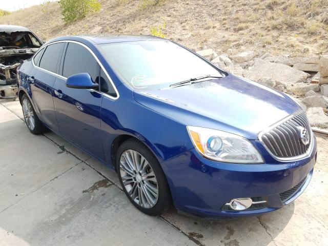 Buick Verano salvage cars for sale: 2013 Buick Verano