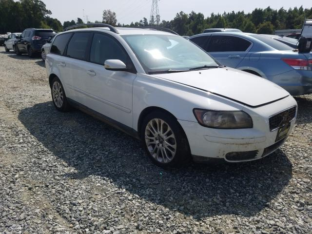 Volvo salvage cars for sale: 2005 Volvo V50 T5
