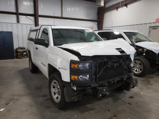 Salvage cars for sale from Copart Byron, GA: 2014 Chevrolet Silverado