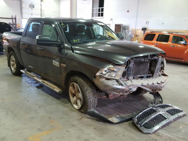 Salvage cars for sale from Copart Atlantic Canada Auction, NB: 2016 Dodge RAM 1500 ST