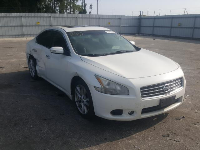 Nissan Maxima salvage cars for sale: 2011 Nissan Maxima