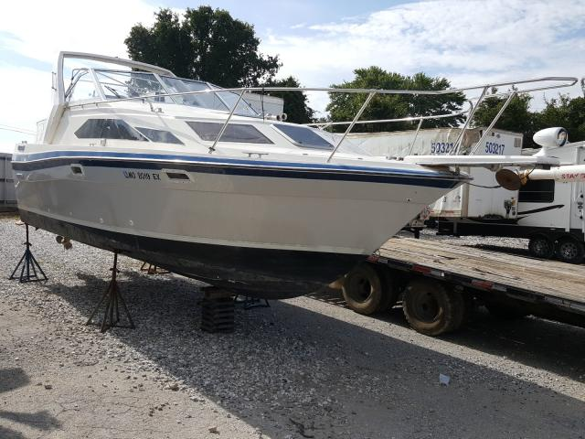 Bayliner salvage cars for sale: 1987 Bayliner Boat