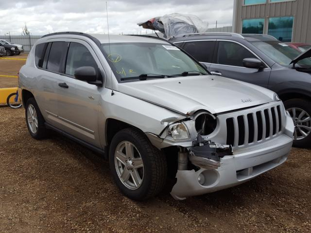 Jeep salvage cars for sale: 2009 Jeep Compass SP