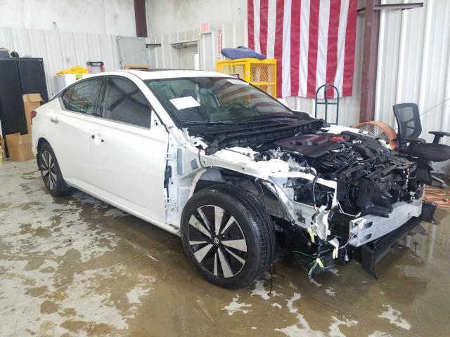 Salvage 2019 Nissan ALTIMA SV for sale