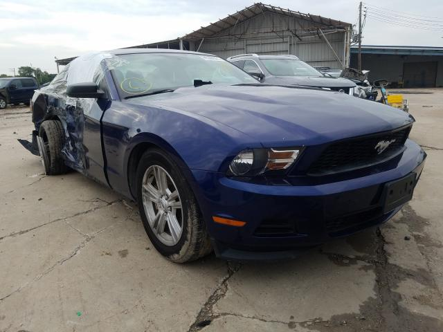 2012 FORD MUSTANG 1ZVBP8AM5C5272424