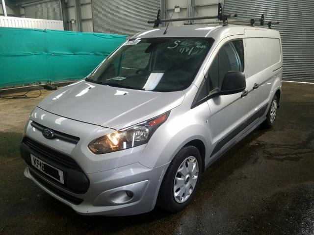 FORD TRANSIT CO - 2017 rok