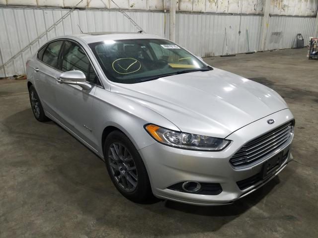 2014 Ford Fusion SE for sale in Woodburn, OR