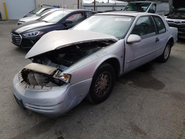 salvage certificate 1994 mercury cougar sedan 2 4 6l for sale in martinez ca 49392560 a better bid car auctions