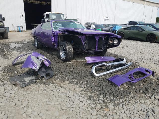 Plymouth salvage cars for sale: 1971 Plymouth GTX