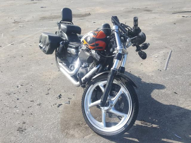 Salvage cars for sale from Copart Dunn, NC: 2015 Harley-Davidson Fxdwg Dyna
