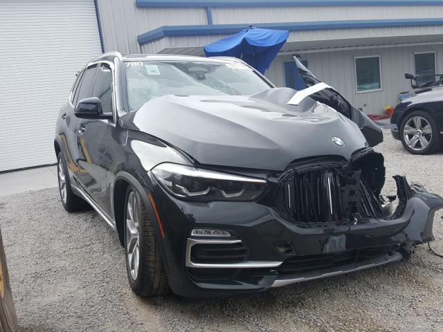 Salvage cars for sale from Copart Harleyville, SC: 2020 BMW X5 XDRIVE4