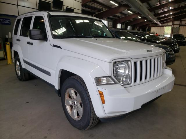 Jeep salvage cars for sale: 2011 Jeep Liberty SP