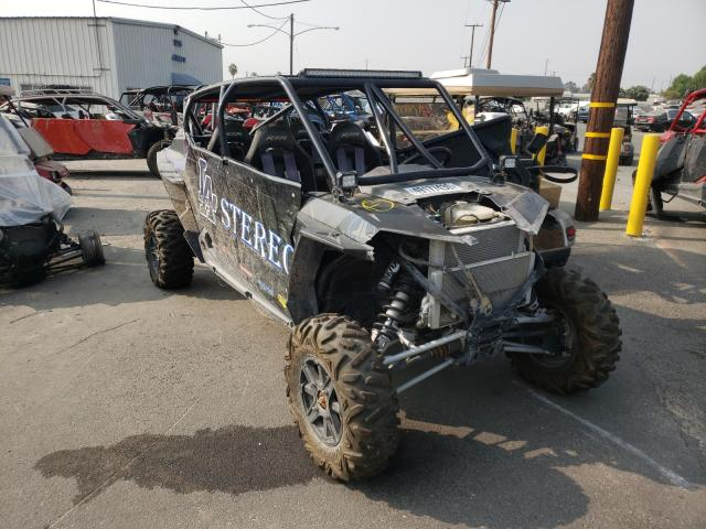 Salvage cars for sale from Copart Colton, CA: 2017 Polaris RZR XP 4 T