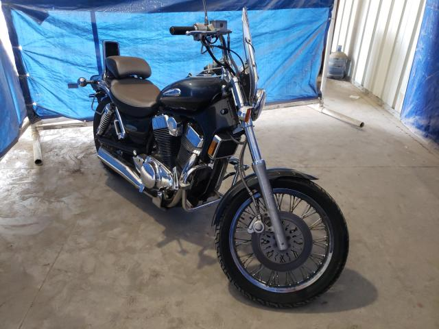 Salvage cars for sale from Copart Apopka, FL: 2001 Suzuki Intruder