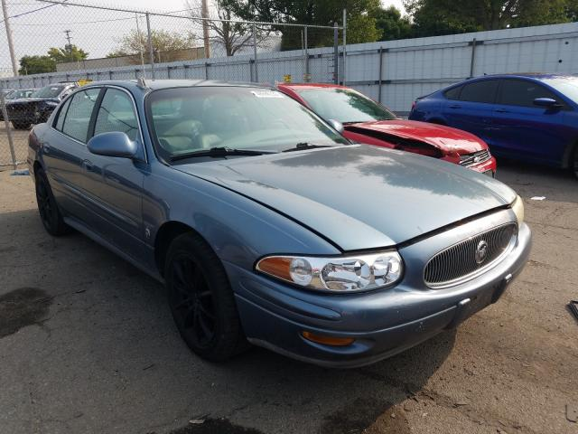 Salvage cars for sale from Copart Moraine, OH: 2001 Buick Lesabre LI