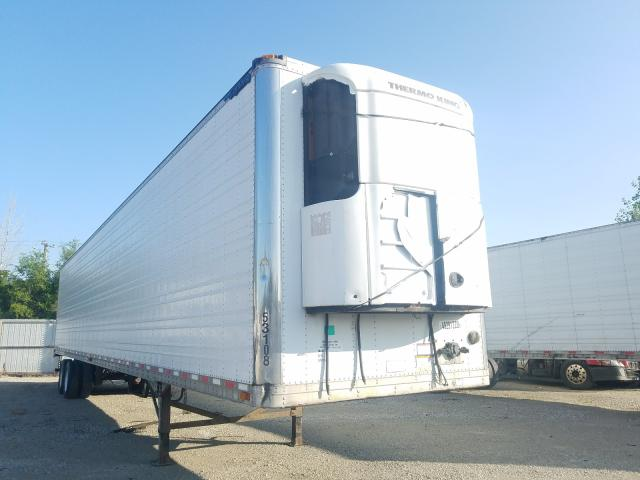 Great Dane salvage cars for sale: 2006 Great Dane Trailer