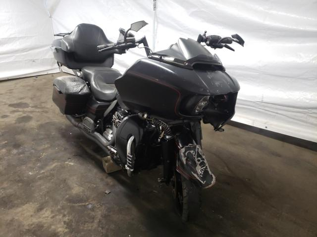 Salvage cars for sale from Copart Windsor, NJ: 2015 Harley-Davidson Fltrxs ROA