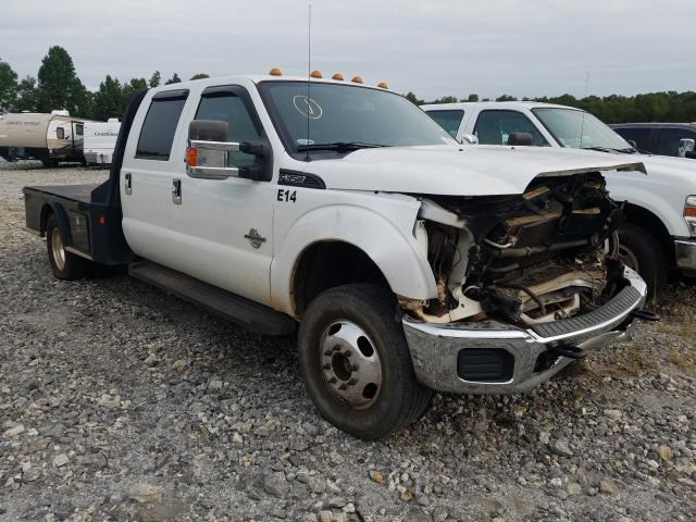 Salvage cars for sale from Copart Spartanburg, SC: 2011 Ford F350 Super